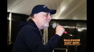 Nick Castle Films Message to David Gordon Green at Mad Monster Party Q&A
