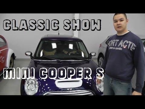 Обзор mini cooper S (Спорт) компрессор.