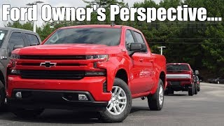 2019 Chevrolet Silverado - A Ford Owner's Perspective