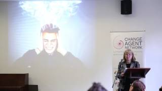 Change Agent Network Forum 2017 - From Surviving to Thriving in a Change Environment