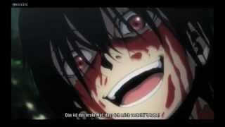 Btooom! - Kousuke Kira kills his father [GER/ENG] [HD 720p]