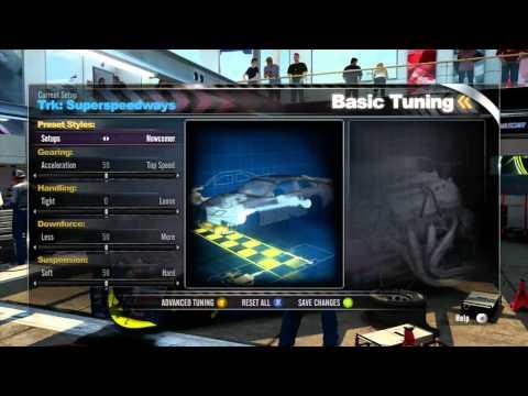 Setups For Nascar The Game Nascar Game 2011 Setups Dev