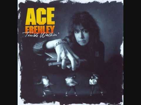 Ace Frehley-2 Young 2 Die