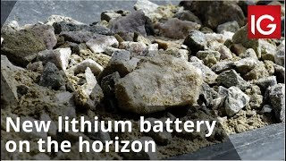 Could this lithium battery be the solution for electric vehicles?