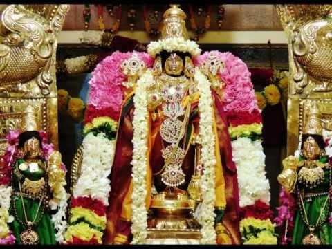 Divine Sanskrit Hymn (chant) Sriman Narayana (vishnu) - sri Vishnu Sahasranamam (veda Vyasa) video
