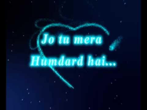 Ek Villain Movie Song - Hamdard Lyrics video