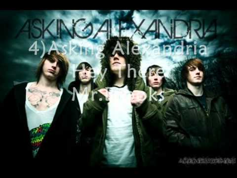 top 10 screamo, post hardcore , metal core & etc....