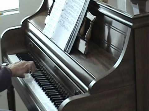 Riêng Một Góc Trời - Nhạc Ngô Thụy Miên -  Piano solo
