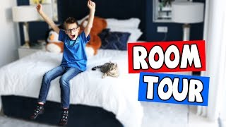 Ronald's Room Tour!
