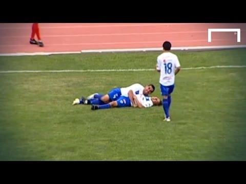 Zabala scores a top corner stunner