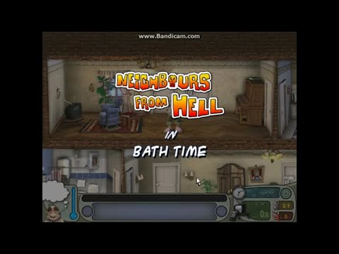 Neighbours from Hell 100% S1 E6 Bath Time
