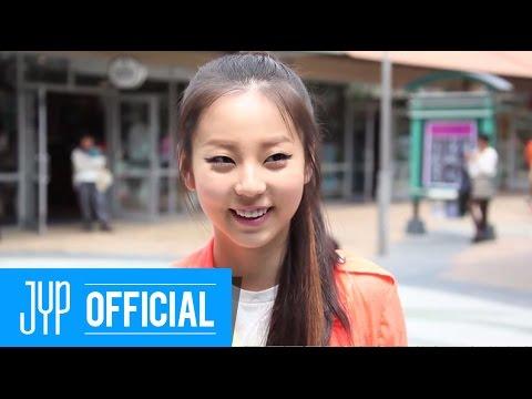 [making] Wonder Girls   Like This   M v Making video