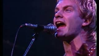 The Police - Rockpalast Hamburg 1980