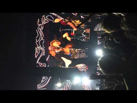 The Rolling Stones - Anybody seen my baby Argentina 7/2/2016 Buenos Aires La Plata