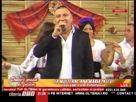 Liviu Pascu - Mai Intoarce Doamne Roata Live 2014 video