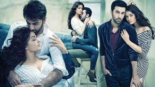 Aishwarya Rai Hot Photoshoot With Ranbir Kapoor | Filmfare Magazine Cover Shoot 2016 !!
