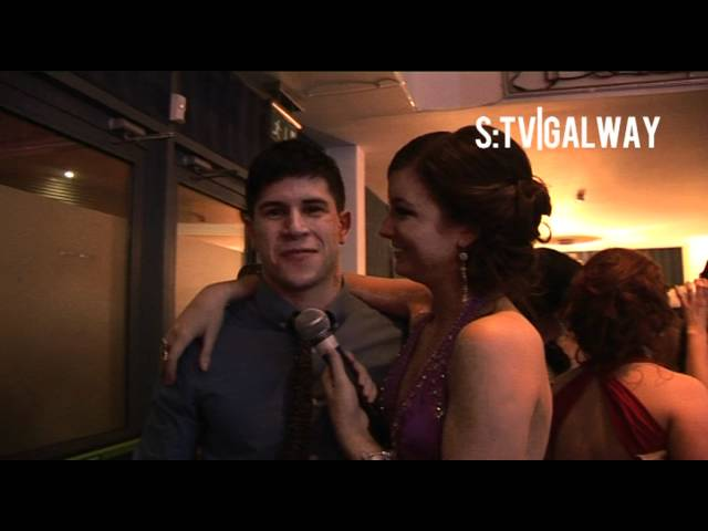 s:tv|Galway - NUI Galway Commerce Ball 2012