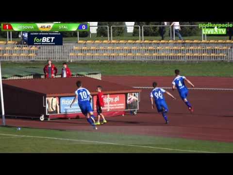 2017.04.01: Resovia - Stal Rzeszów 2-1 (bramki)
