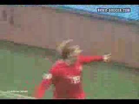 РОССИЯ - Англия - 2:1 (17.10.2007)