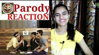 CID Parody | A Mastermind Kidnapper | Round2hell  | R2h - Reaction