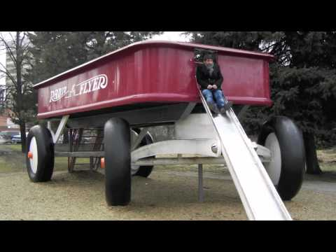 Radio Flyer Slide video