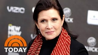 Remembering Carrie Fisher: Family And Co-Stars Pay Tribute To Actress And Author | TODAY