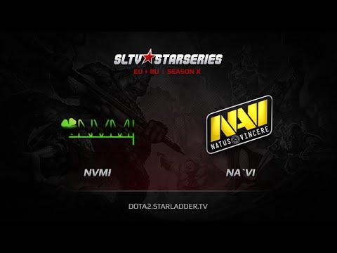 NVMI vs Na`Vi , SLTV Europe Season X, Day 3, Game 2