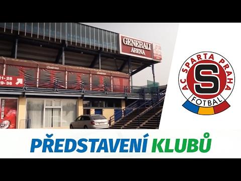 Kluby SL se představují - AC Sparta Praha