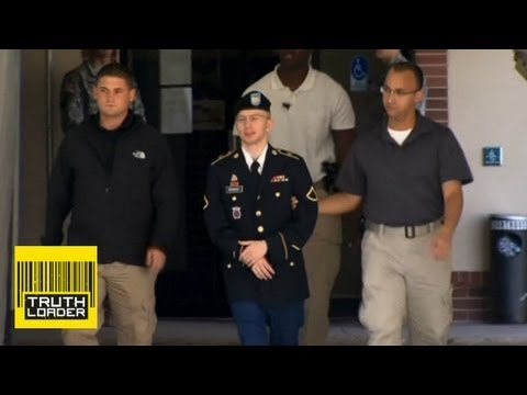 Bradley Manning sorry for WikiLeaks releases - Truthloader
