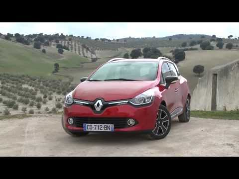 Essai Renault Clio Estate 1.5 dCi 90ch Dynamique