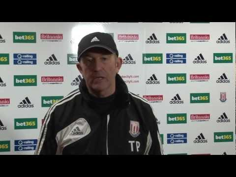 Tony Pulis defends his philosophy