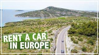How to Rent a Car in Europe | Car Rental Tips in Croatia欧洲租车注意事项