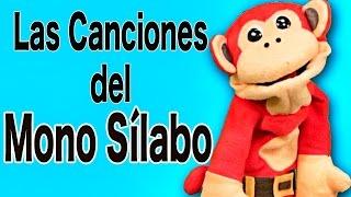 Las Canciones del Mono Sílabo - Videos para Niños - Método silábico
