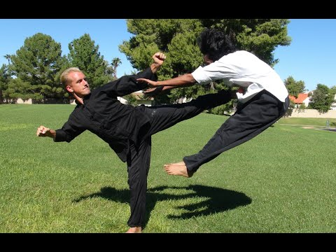 Real Kung Fu Fighting, Part 1 video