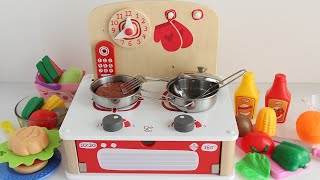 Mighty Kitchen Playset - Cooking Toys for Children