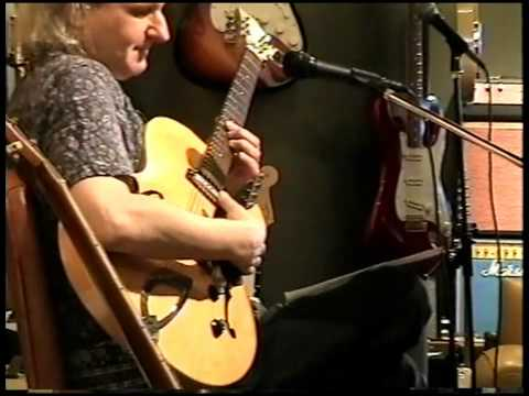 Ted Greene Seminar - California Vintage Guitar 5-18-03 part 2