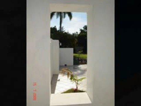 Casas en México, Yucatán - planos de casas y construcción, houses in Mexico