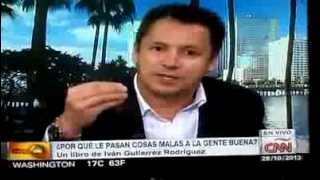 Interview with Ivan Gutierrez CNN en español