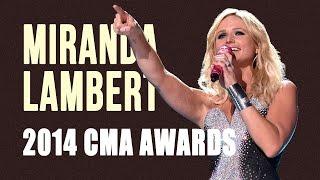 Miranda Lambert Talks Fighting for Women in Country Music at 2014 CMA Awards
