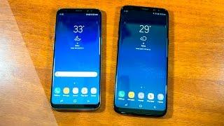 SAMSUNG GALAXY S8 Y S8 Plus Comparativa, Review Y Analisis HD