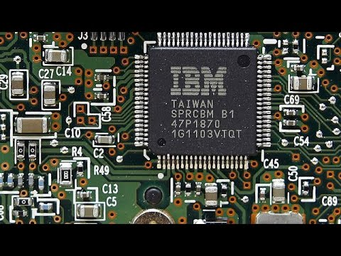 IBM's revenue still weak