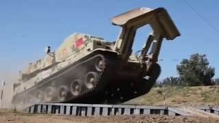 WORLDS MOST POWERFUL Russian Military Truck Demonstration during Military Exercise