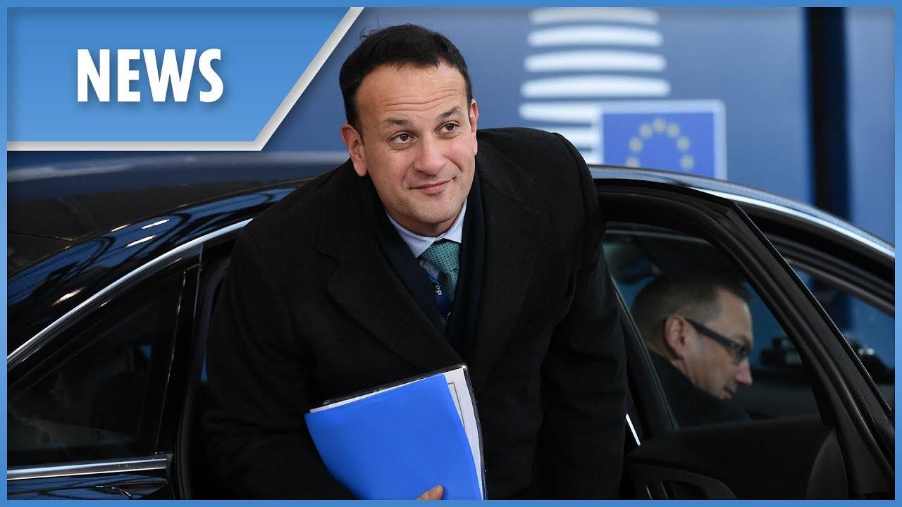 Irish Taoiseach Leo Varadkar wants to help May's deal get