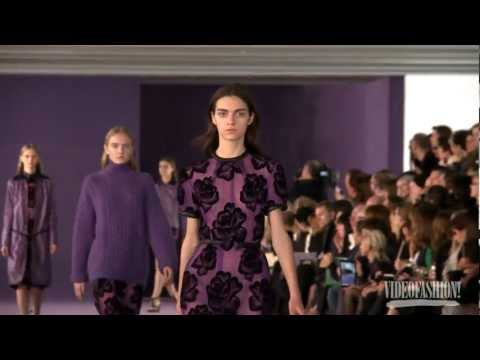Christopher Kane A/W 2012-13 - Videofashion