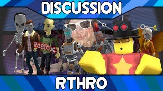 """Let's Talk """"Rthro"""" [ROBLOX Discussion]"""