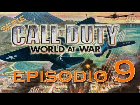 Serie COD5: World At War - |Ep.9| Guerra 