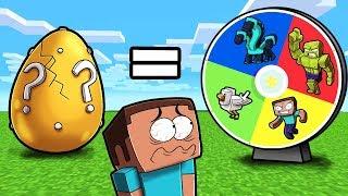 Minecraft | Scramble Craft - MYSTERY SPAWN EGGS OF DOOM!