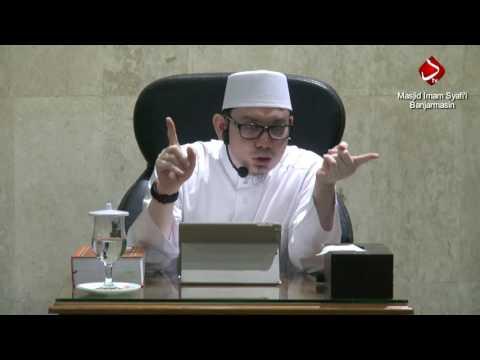 Faidah Permulaan Wahyu - Ustadz Ahmad Zainuddin Al-Banjary