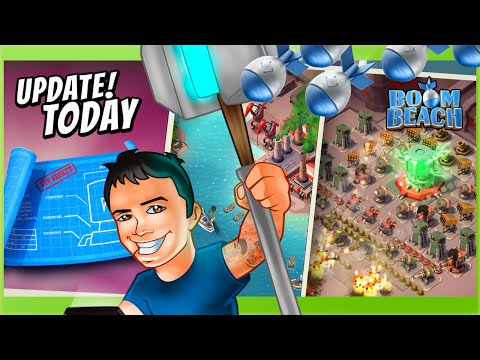 Task Forces Released! New Boom Beach Social Update Review!