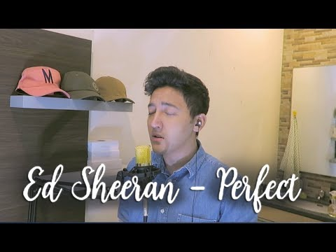 Cover Lagu Ed Sheeran - Perfect | Cover by Aron Ashab